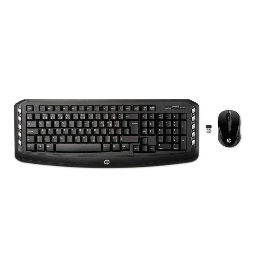 dc229071a51 Details about HP Wireless Classic Keyboard and Mouse Set QWERTY UK 2.4GHz  FOR PC LAPTOP Black