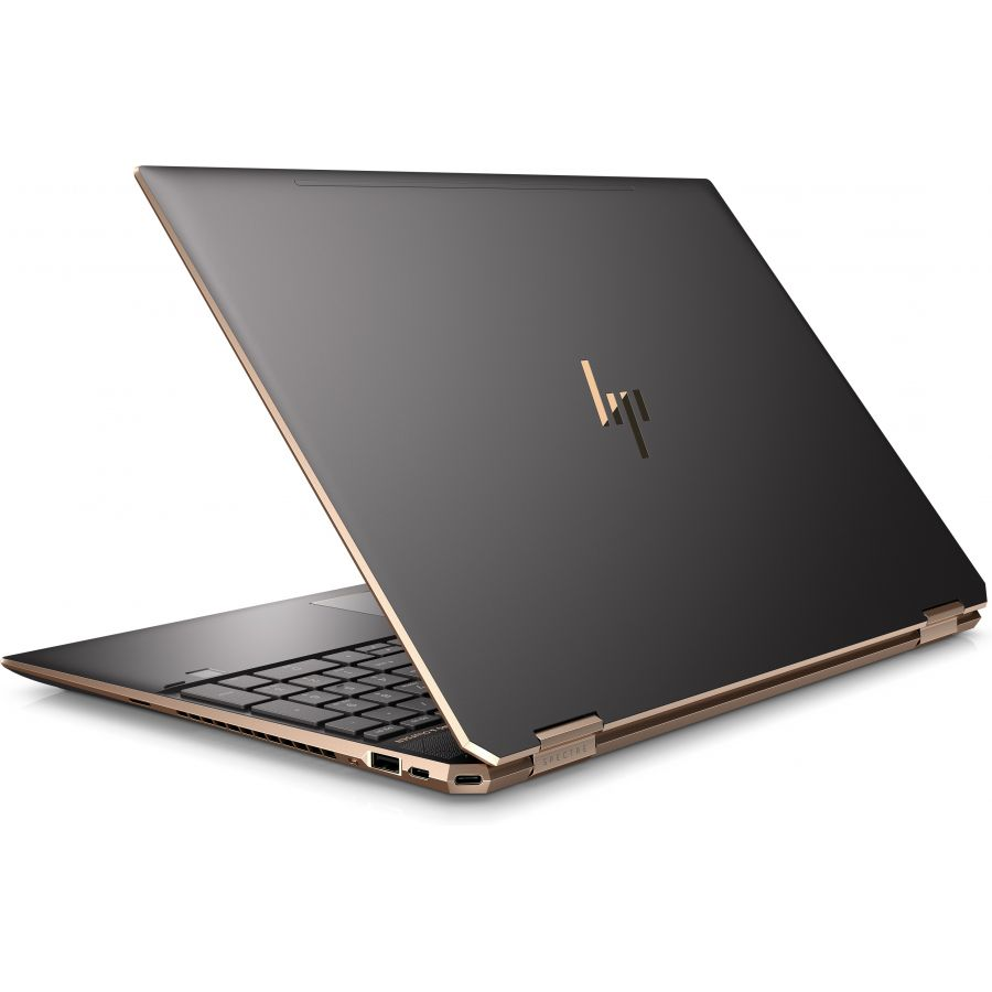 HP-2019-Spectre-x360-Laptop-15-034-i7-8750h-8-16gb-bis-1tb-SSD-GTX-1050ti-4gb-4k Indexbild 14