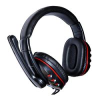 DYNAMODE Headphone With Mic Inline Volume Con