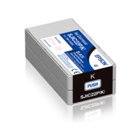 EPSON Ink Cartridge Black For Tmc3500