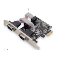 MicroConnect 2 Port Serial Pcie Card Main