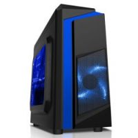 SPIRE F3 Micro Atx Gaming Case With
