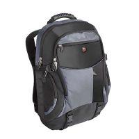 TARGUS Classic 17 Backpack Nylon Black/Blue