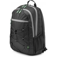 HP Active Backpack Black 15.6