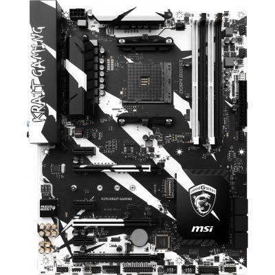 MSI X370 KRAIT GAMING Motherboard